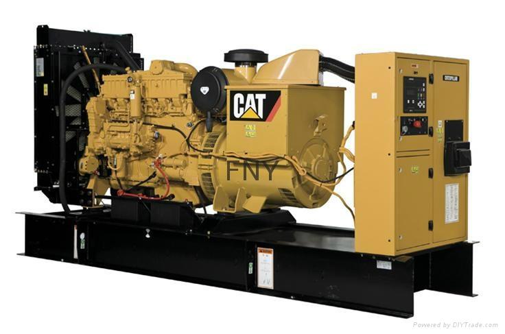卡特彼勒柴油发电机组 3
