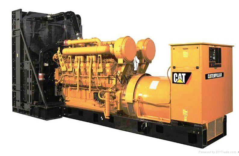 卡特彼勒柴油发电机组 5