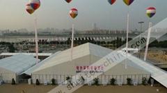 生产厂家供应shelter3-25米展览会篷房博览会篷房租售