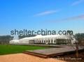 北京铝合金篷房租赁出售