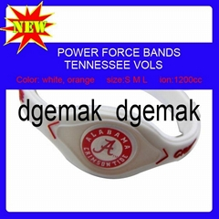 Power Force Silicone Bracelet