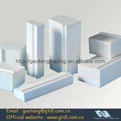 Durable alumina brick for ball mill lining brick