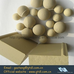 68%-70% middle alumina balls which have done OEM