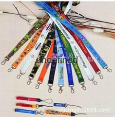 厂牌挂绳 证卡绳带