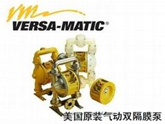 代理威马气动隔膜泵