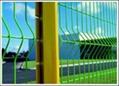高速公路护栏安全围网 1