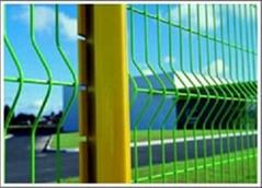 高速公路护栏安全围网