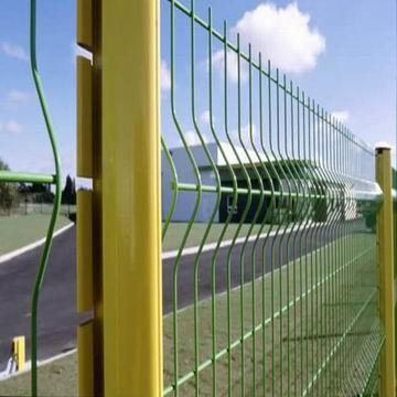 高速公路护栏安全围网 2