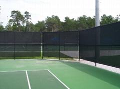 网球场勾花护栏网
