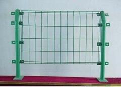 镀锌双边护栏网