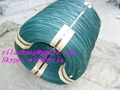 Export a ton PVC coated wire