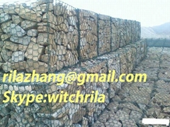 Hexagonal Wire Netting ,stone Cage Netting