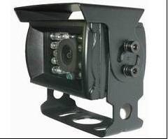 高清夜視車載攝像頭  防水效果