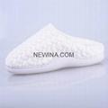 micro terry indoor slipper