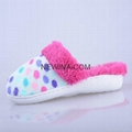 micro terry woman slipper withiut back