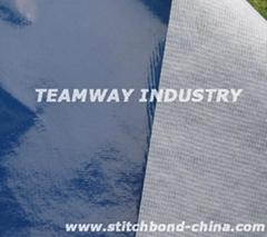Laminated Stitch bond Non woven Fabric
