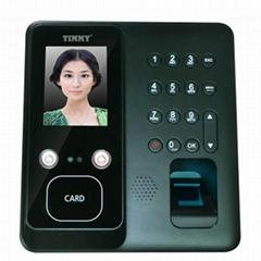 TM-F610人脸指纹联机式考勤机