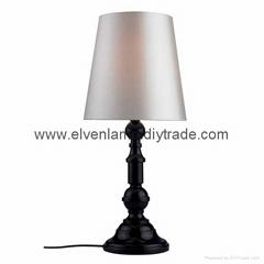 歐式燈具 歐式臺燈 經典仿古臺燈  廠家直銷 樹脂臺燈