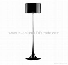 歐式鋁材落地燈 家居落地燈 時尚客廳落地燈 現代簡約落地燈