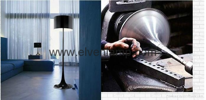 绅士台灯小号直径25CM 工作台灯 台灯 现代简约台灯 3