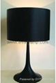 绅士台灯小号直径25CM 工作台灯 台灯 现代简约台灯 4