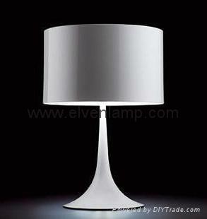 绅士台灯小号直径25CM 工作台灯 台灯 现代简约台灯 5