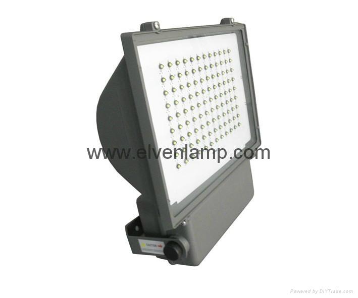 IP65优越的亮度节能LED照明射灯外观 3