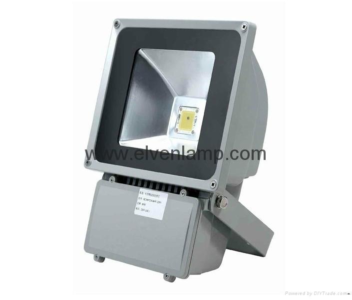 IP65优越的亮度节能LED照明射灯外观 4