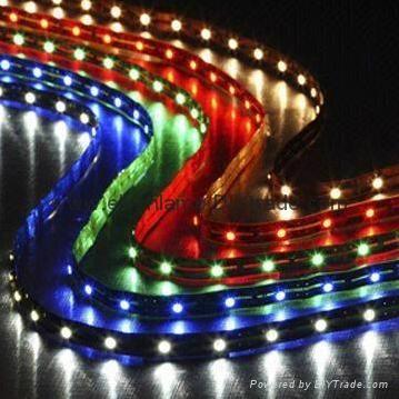 LED燈條LED燈串IP45防水SMD5050白光 2