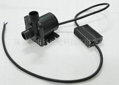 DC solar pump PV pump micro dc pump
