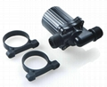 mini DC12V/24V 900L/H Brushless dc water pump DC40C