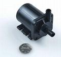 MINI DC12V/24V 8M head Brushless dc water pump DC40D