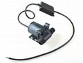 dc solar submersible pump DC12V/24V