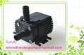 DC5V/DC12V Brushless DC water pump ZKSJ DC30A-1230