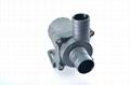 DC12V/DC24V 3600L/H mini brushless dc hot water circulation pump ZKSJ DC50A