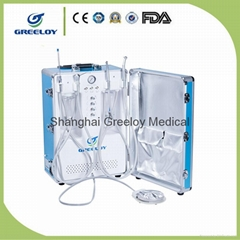 Built-in Compressor Best Choice For Clinic Portable Dental Unit