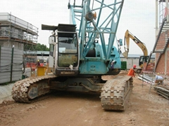 Used Crawler Crane  Kobelco BM 500