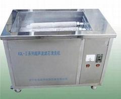 超声波钛棒滤芯清洗机