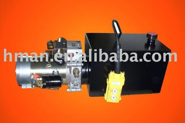 hydraulic power pump 3