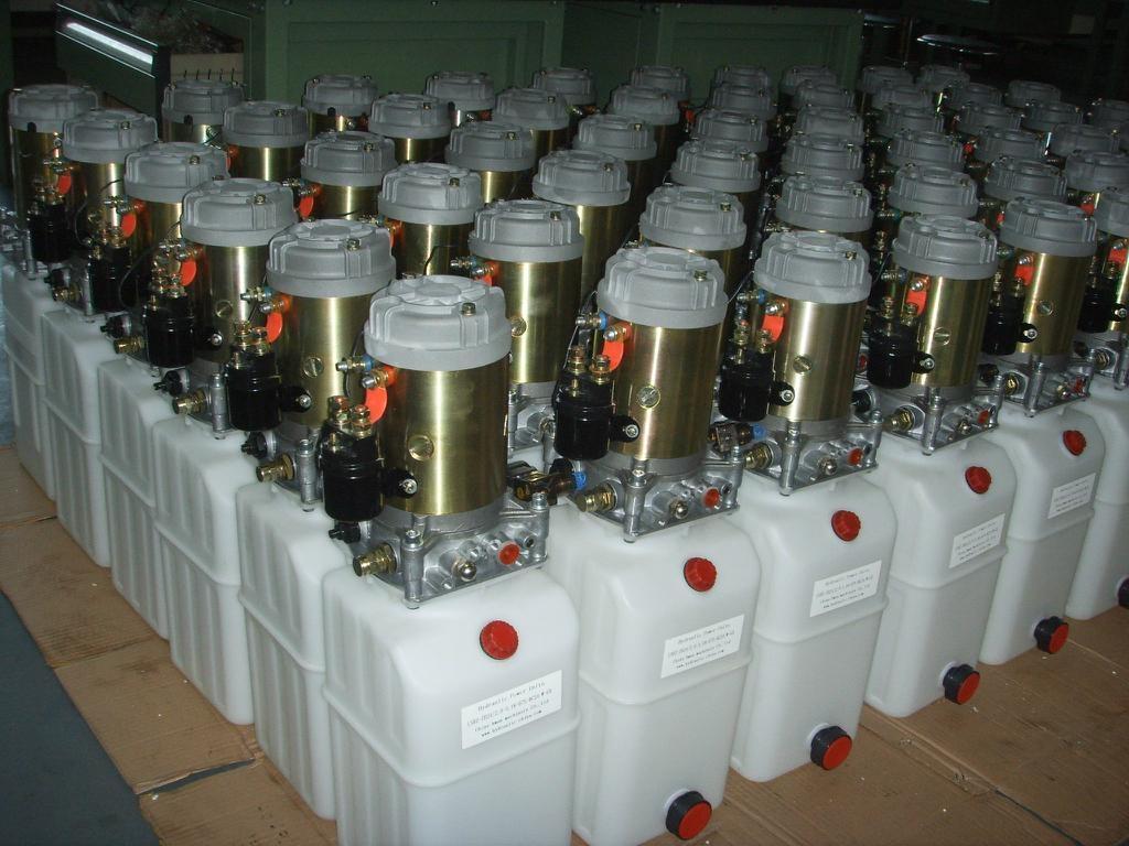 hydraulic power pump 4