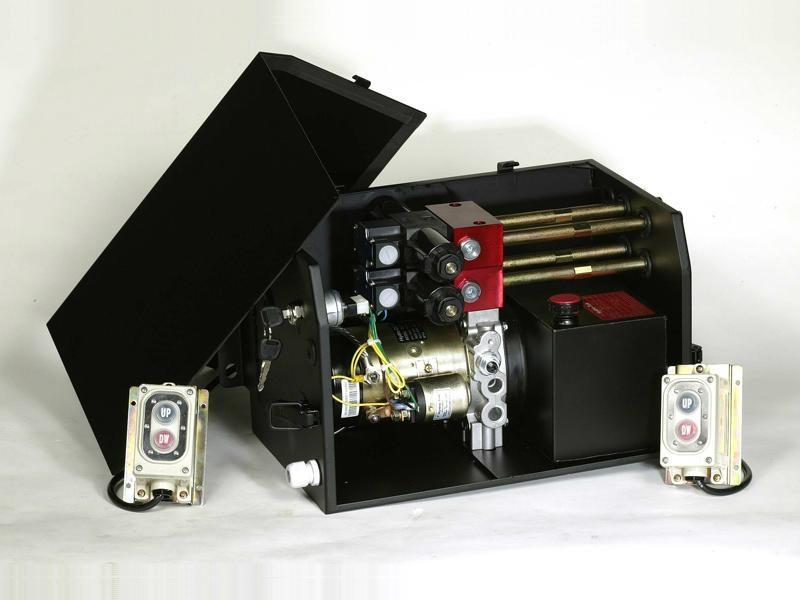 hydraulic power pump 5