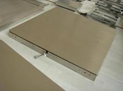 不锈钢防水电子地磅秤