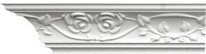 歐式PU裝飾建材雕花角線板KA-0221