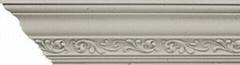 歐式PU裝飾建材雕花角線板KA-0095