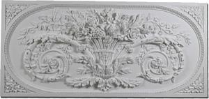 歐式PU裝飾建材雕花壁板KT-0035