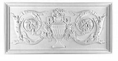 歐式PU裝飾建材雕花壁板KT-0036