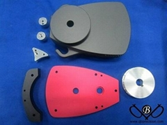 Assembling Unit with Black and Red Anodizing oxidation treatment Supplier China
