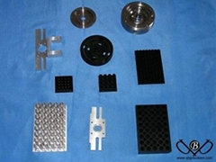 Stainless Steel and POM Assembly Products High Quality Rapid prototyping process