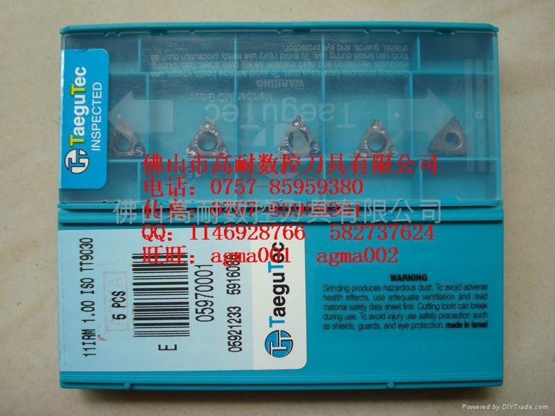 TAEGUTEC 16ERM 16UN TT9030 5pcs