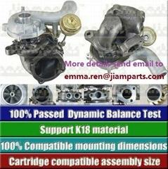Turbocharger K03 5303-98